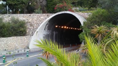 The Soller Tunnel will be closed in order to carry out safety work.