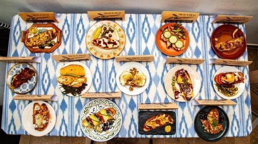 Pa amb Oli Combinations From Competing Majorcan Restaurants