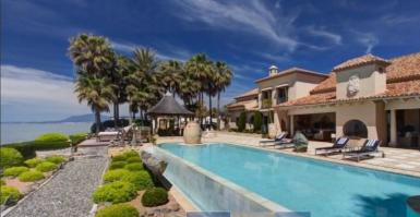 One of the most expensive; this one's in Marbella.