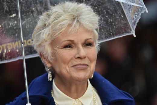 Dame Julie Walters At London Premiere of Paddington