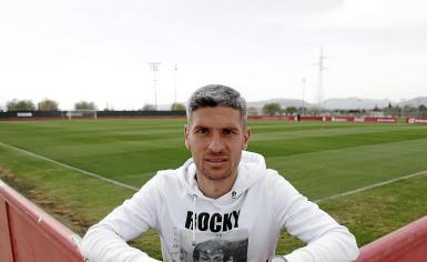 Mallorca's midfielder, Salva Sevilla, spent four years at Betis.