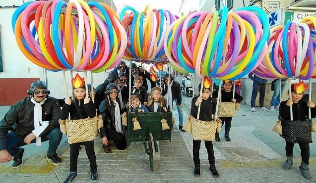 Carnival in Mallorca