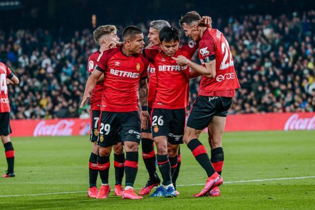 Real Mallorca reacts