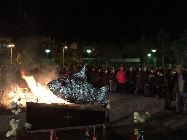 Carnival ends in Majorca