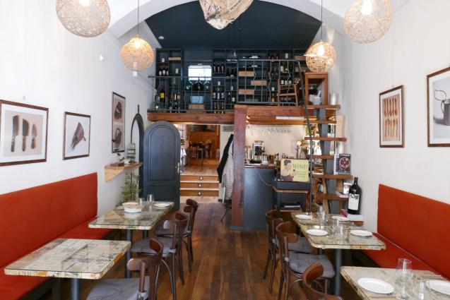 Canela Restaurant, Palma