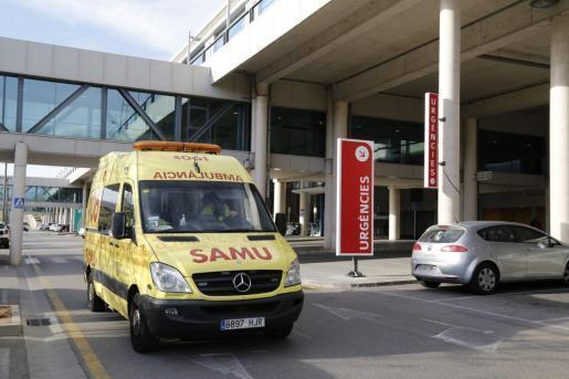 Baleares Ambulance Service strike affects Public & Private ambulances.