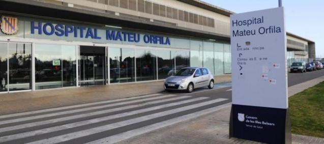 Mateu Orfila Hospital, Minorca