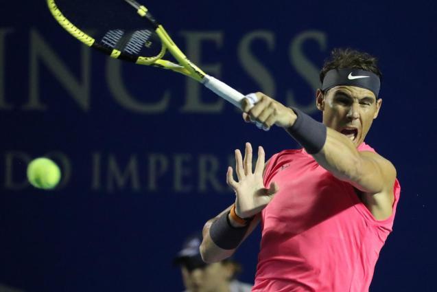 Rafael Nadal - Kwow Soonwoo