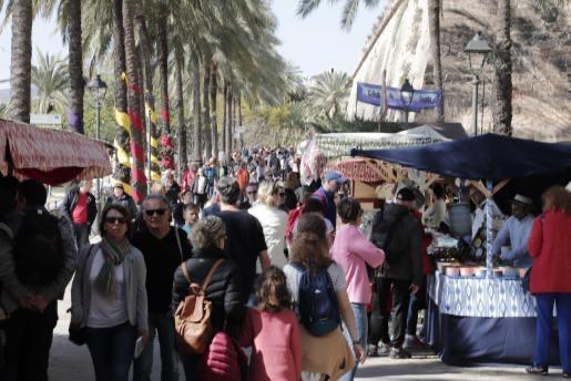 Balearic Day celebrations underway in Majorca.