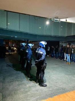 Zero tolerance raids in Palma.