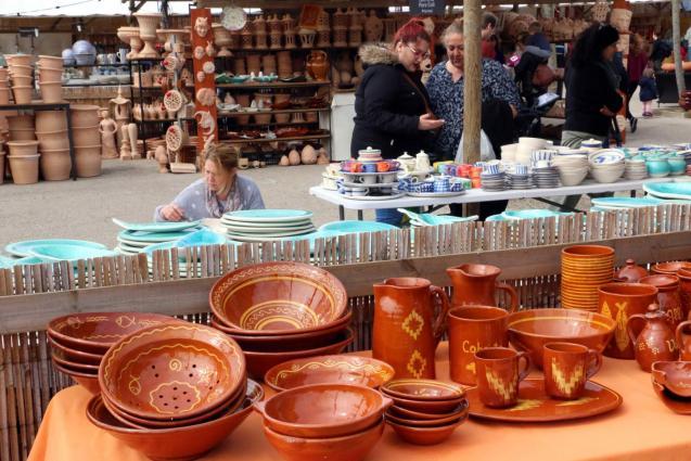 Marratxi ceramics fair