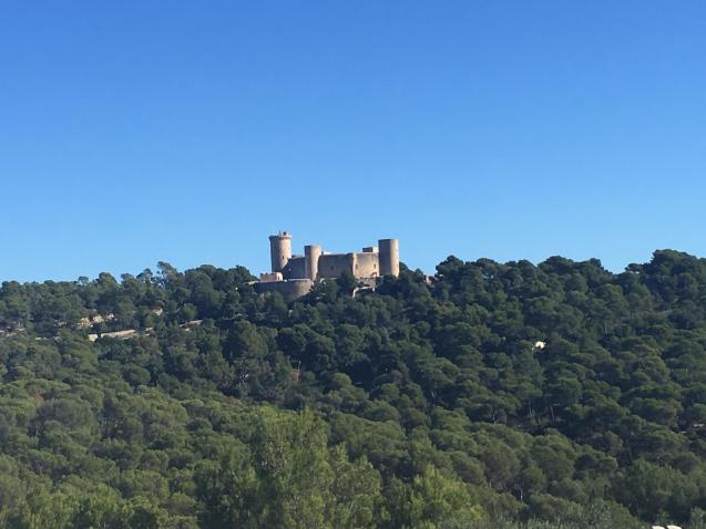 Bellver Castle, Palma