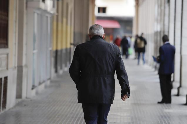 Jaume Font walks away