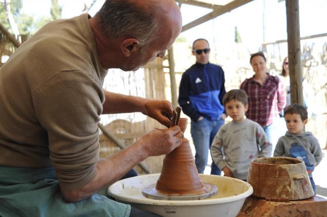 Fira del Fang, ceramics fair at Marratxi