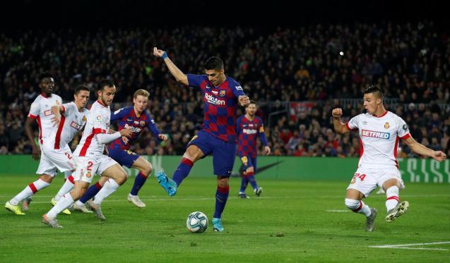 FC Barcelona v RCD Mallorca