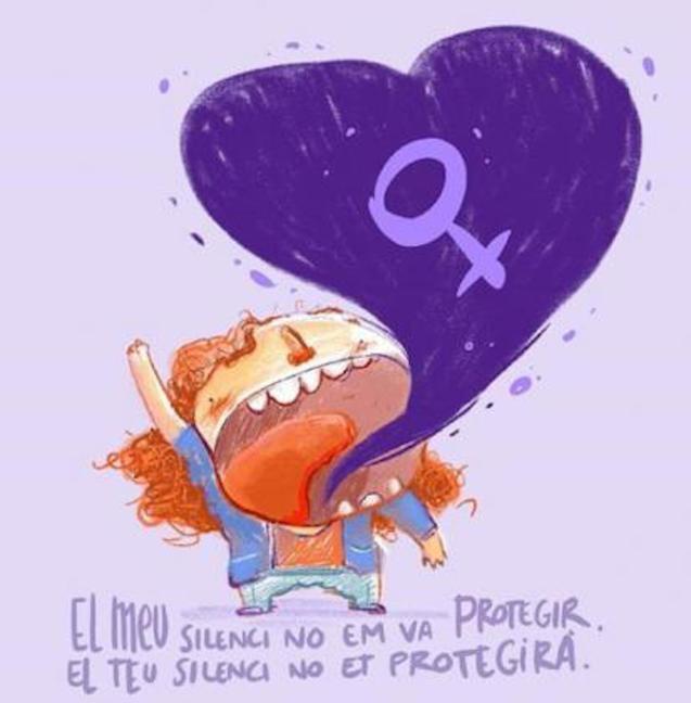 Manifesto for Internation Women's Day.