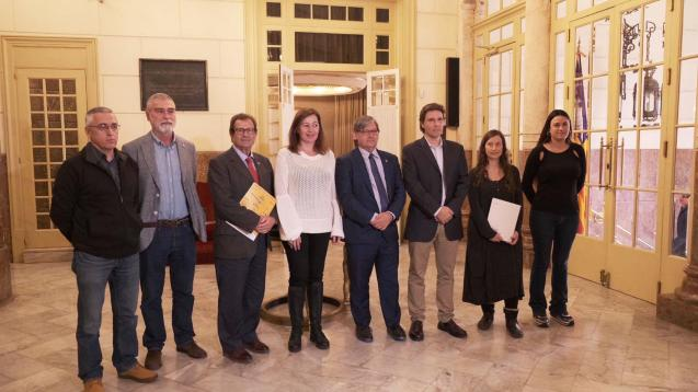 Launch of The Balearic Sea Report