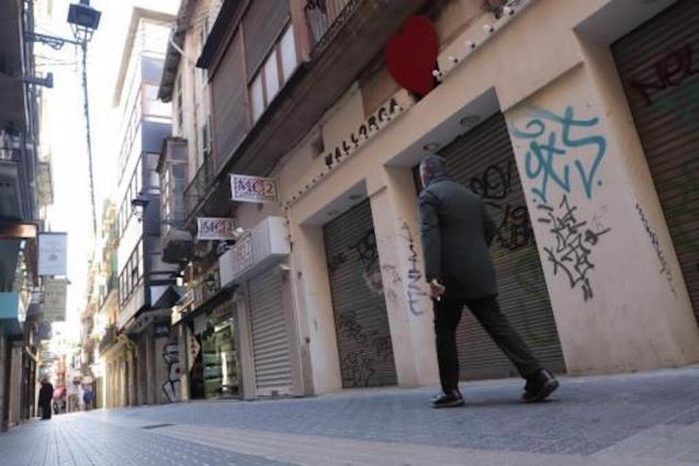 Government orders massive shutdown in Mallorca.