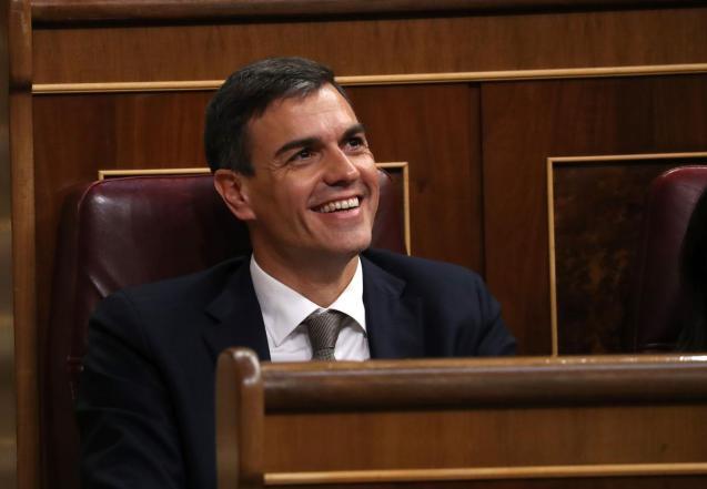 Spanish PM Pedro Sanchez