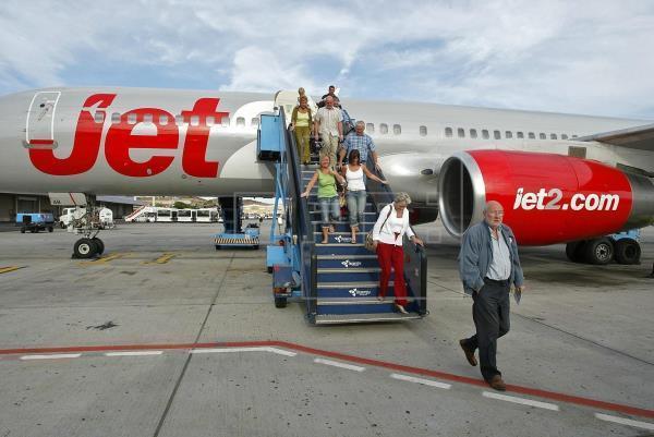 Jet2 cancels flights to Spain
