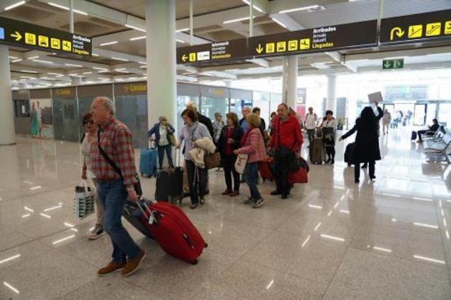 Tourists repatriated.
