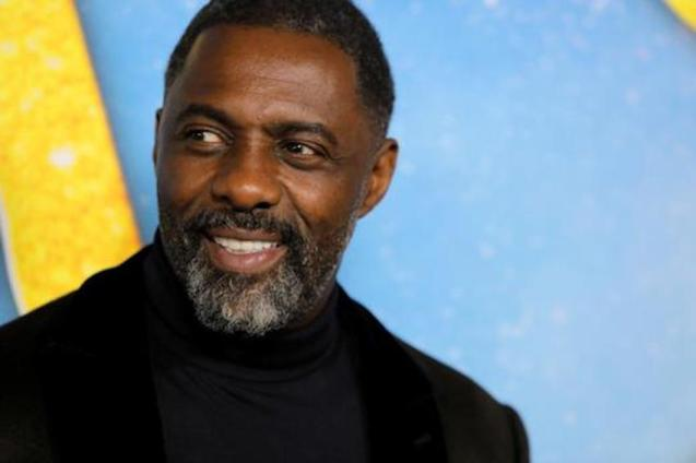 """Idris Elba at the world premiere for """"Cats"""" in New York."""