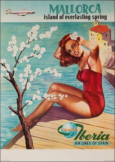 Iberia's poster