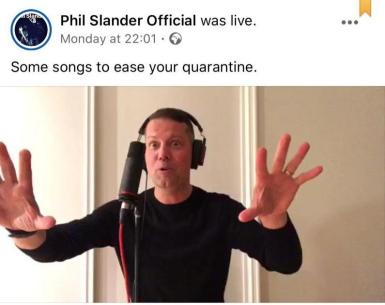Crooner Virals with Phil Slander.