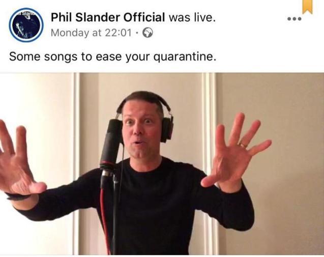 Crooner Virals with Phil Slander