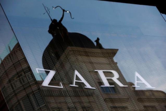 Zara store, Madrid