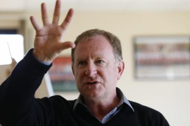 Robert Sarver, owner of Phoenix Suns and Real Mallorca.