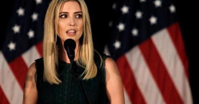 Ivanka Trump praises Algaida Police.