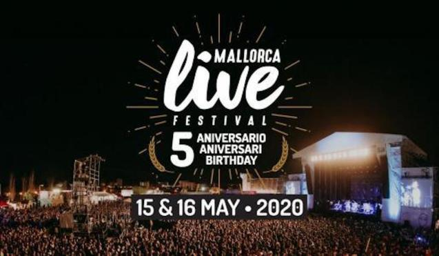 Mallorca Live Festival 2020 has been postponed.