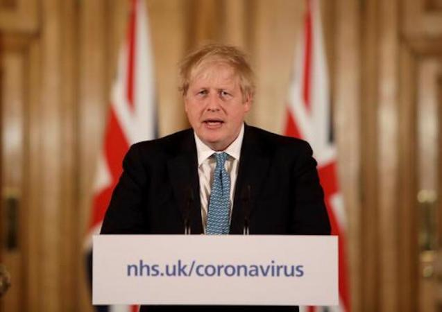 British PM, Boris Johnson introduces tough new coronavirus regulations.