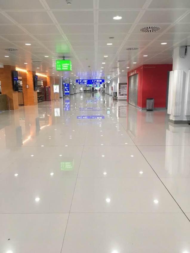 Palma Airport Terminal