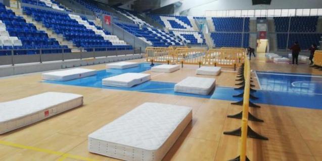 Son Moix Sports Centre.