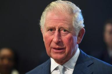 Britain's Prince Charles looks on during a visit to the London Transport Museum, in London, Britain March 4, 2020.
