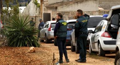 Carlos S. was arrested in Muro.
