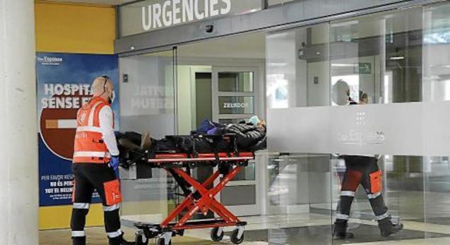 Intensive Care Units under pressure in Majorca.