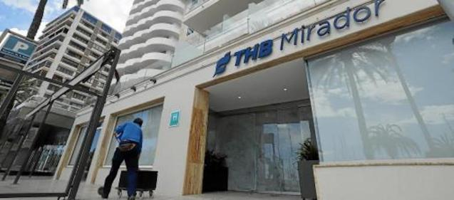 Mirador Hotel offers rooms to Healthcare Workers in Majorca.