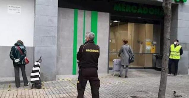 New hygiene and security measures at Mercadona.