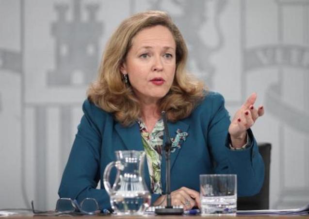 Nadia Calviño, Third Vice President & Minister of Economic Affairs & Digital Transformation