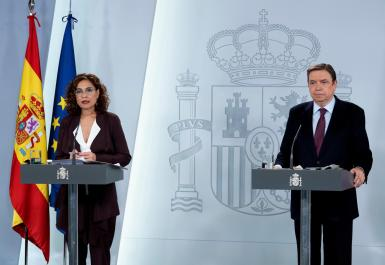 Announcing the measures, Agricultural Minister Luis Planas said they would be in force until June 30 and were also intended to guarantee exports to other European Union (EU) nations.
