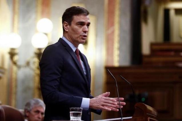 Pedro Sánchez, Prime Minister of Spain.