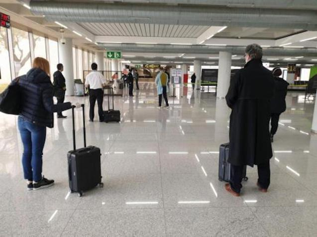 Passengers taking legal action over cancelled flights.