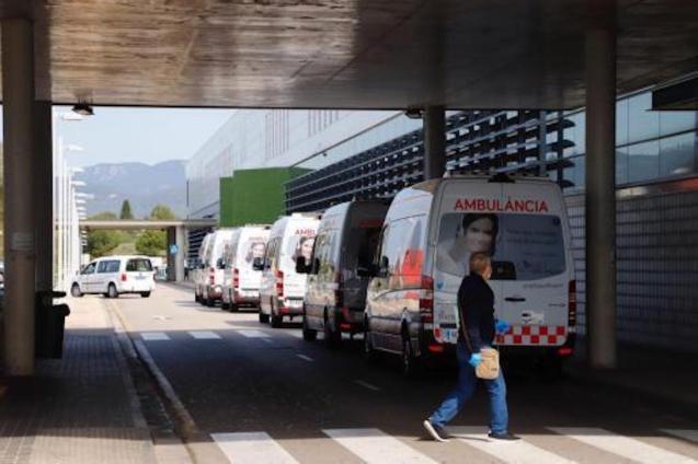 Coronavirus figures rise again in the Balearic Islands.