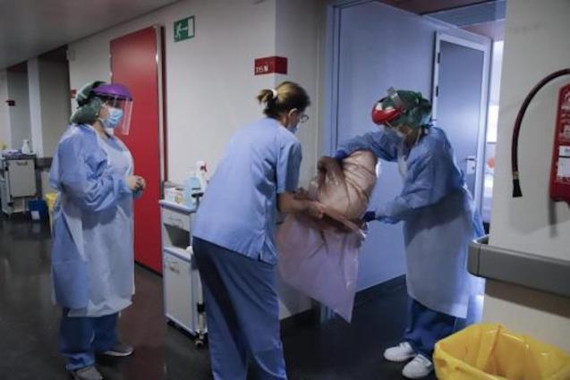 Coronavirus infections increase in the Balearic Islands.