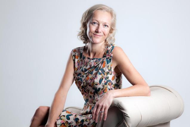 Dietitian Annabel Alder