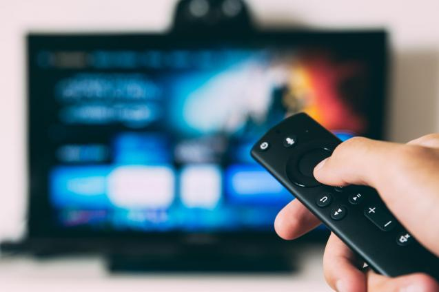 TV viewing has increased as everyone has to stay at home