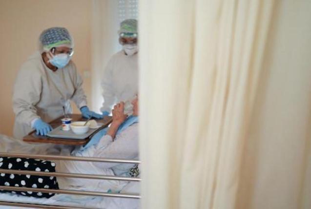 281 coronavirus deaths in Spain.